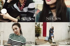 dara singles photo shoot