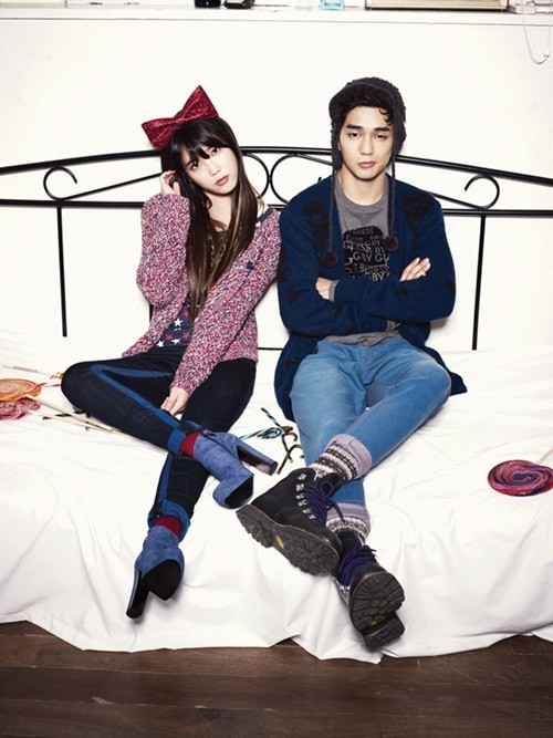 IU-Yoo Seung Ho, Couple Photo Shoot of the 20-Year-Old'skey=>0 count1