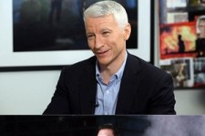 CNN Anchor Anderson Cooper,