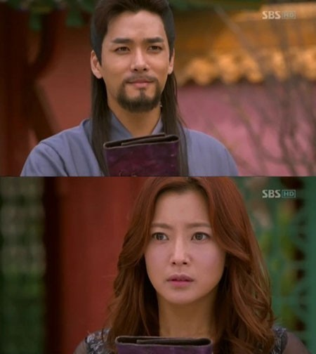 'Great Doctor' Park Yoon Jae First Appearance, Tempts Kim Hee Sunkey=>0 count1