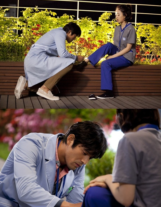 'The Third Hospital' Oh Ji Ho Lends a Healing Hand For Kim Min Jungkey=>0 count1