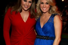 Carrie Underwood and Hillary Scott