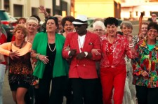 Senior Citizens Recreate Uptown Funk Music Video And It's Spectacular