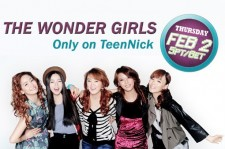 Wonder Girls Hollywood, Teen Nick First Appearance