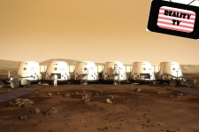 A One Way Ticket to Mars: Behind the Mars One Reality TV Project
