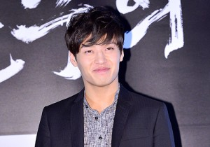 Kang Ha Neul Attends a Press Conference of Upcoming Film 'Age of Innocence'
