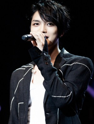 JYJ Jaejoong to Hold a Large Scale Asia Fan Meeting Tour