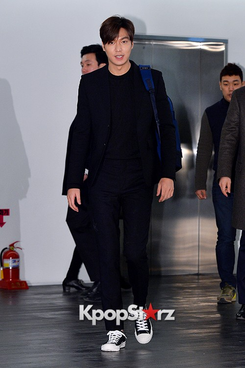 Lee Min Ho at Samsonite Red Talk Event key=>1 count27