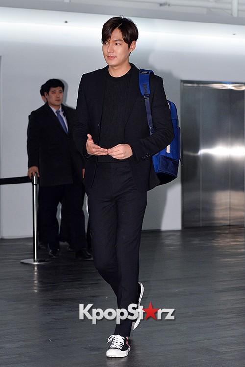 Lee Min Ho at Samsonite Red Talk Event key=>2 count27