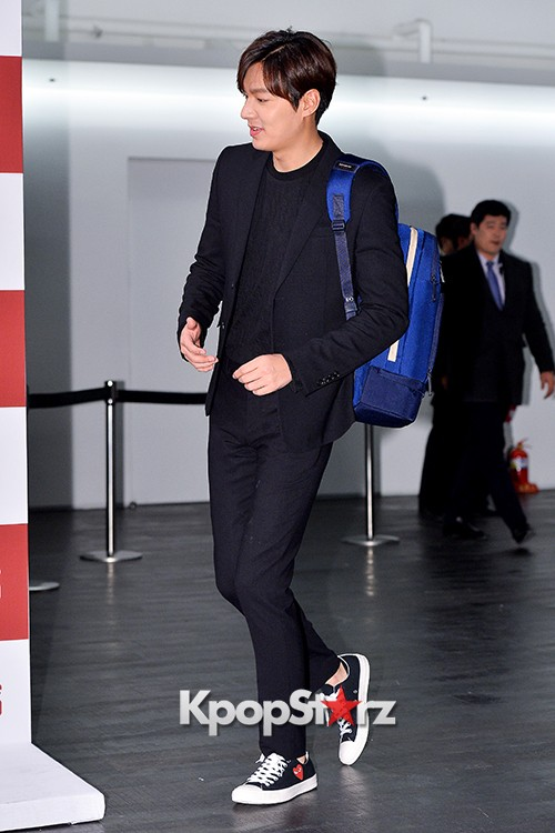 Lee Min Ho at Samsonite Red Talk Event key=>3 count27