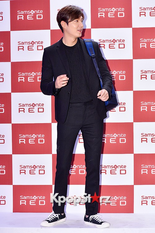 Lee Min Ho at Samsonite Red Talk Event key=>24 count27