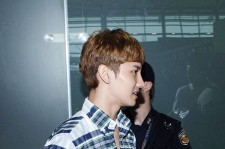 TVXQ Changmin Looks like a Fairytale Prince at Incheon Airport, leaving for SMTOWN Live Tour3 in Jakarta
