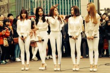 Fiestar at a recent outdoor performance