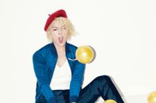 M.I.B Kangnam Elle March 2015 Magazine