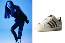 2NE1 Dara The Superstar Experience Adidas Exhibition