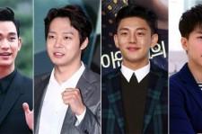 Kim Soo Hyun, Park Yoo Chun, Yoo Ah In, Lee Seung Gi