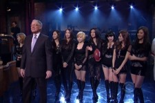 SNSD on US Talk Shows!