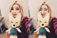 kwon sohyun eddy doll