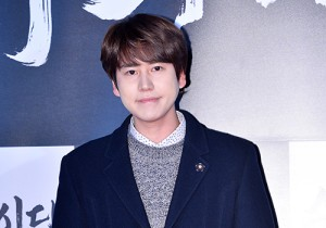 Super Junior's Kyu Hyun Attends a VIP Premiere of Upcoming Film 'Age of Innocence'