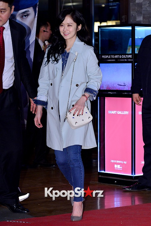 Jang Nara Attends a VIP Premiere of Upcoming Film 'Age of Innocence'key=>1 count12