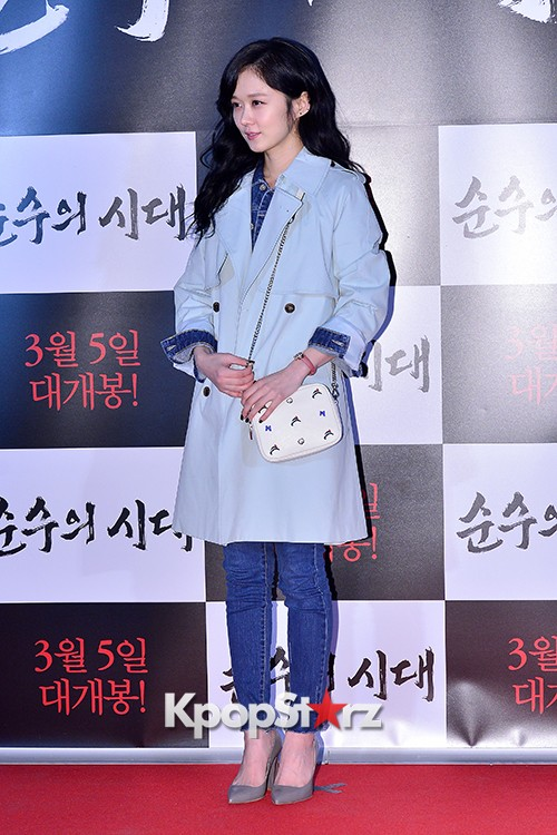Jang Nara Attends a VIP Premiere of Upcoming Film 'Age of Innocence'key=>2 count12