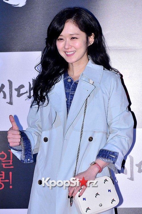 Jang Nara Attends a VIP Premiere of Upcoming Film 'Age of Innocence'key=>7 count12