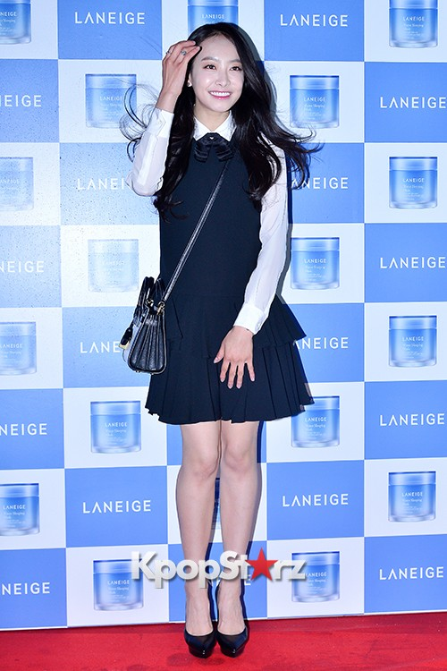 Victoria at Laneige Sleepless Night Party key=>1 count23