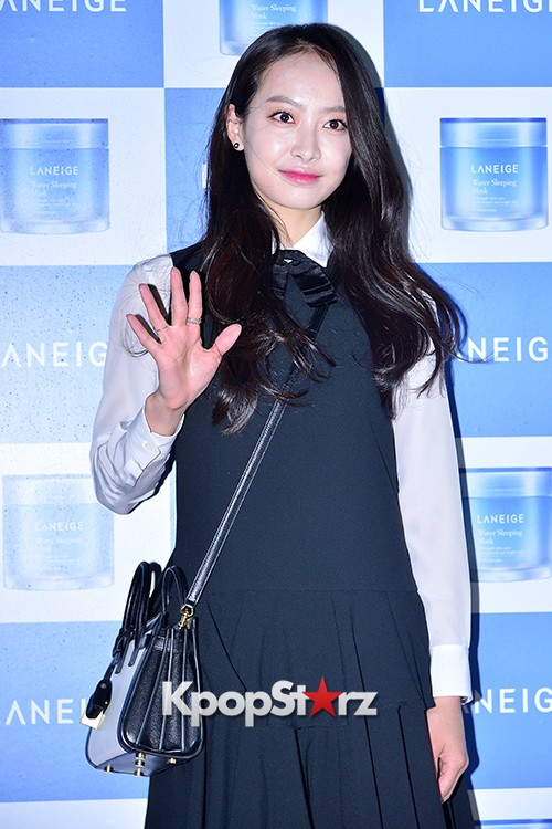 Victoria at Laneige Sleepless Night Party key=>5 count23