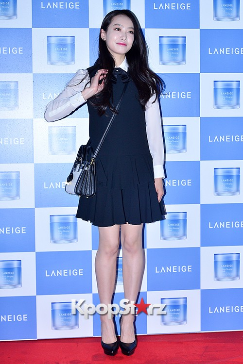 Victoria at Laneige Sleepless Night Party key=>7 count23