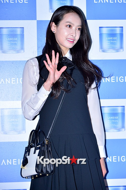 Victoria at Laneige Sleepless Night Party key=>8 count23