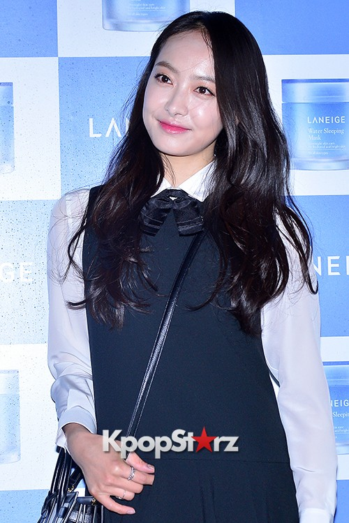 Victoria at Laneige Sleepless Night Party key=>9 count23