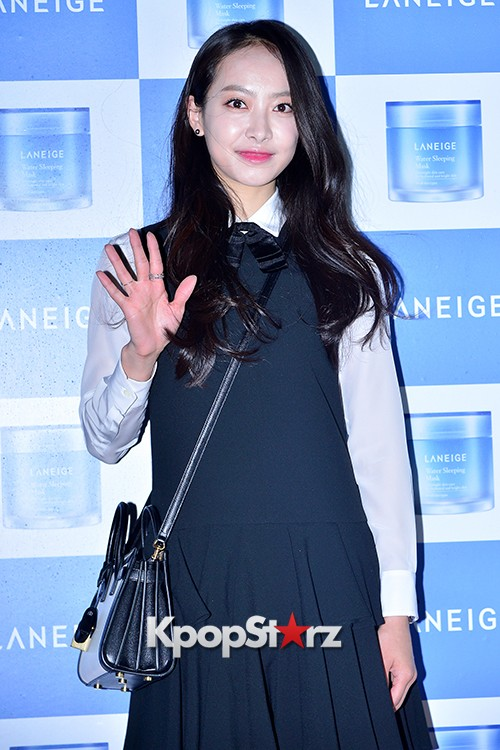 Victoria at Laneige Sleepless Night Party key=>13 count23
