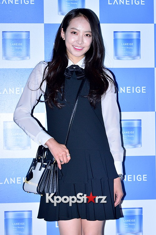 Victoria at Laneige Sleepless Night Party key=>15 count23