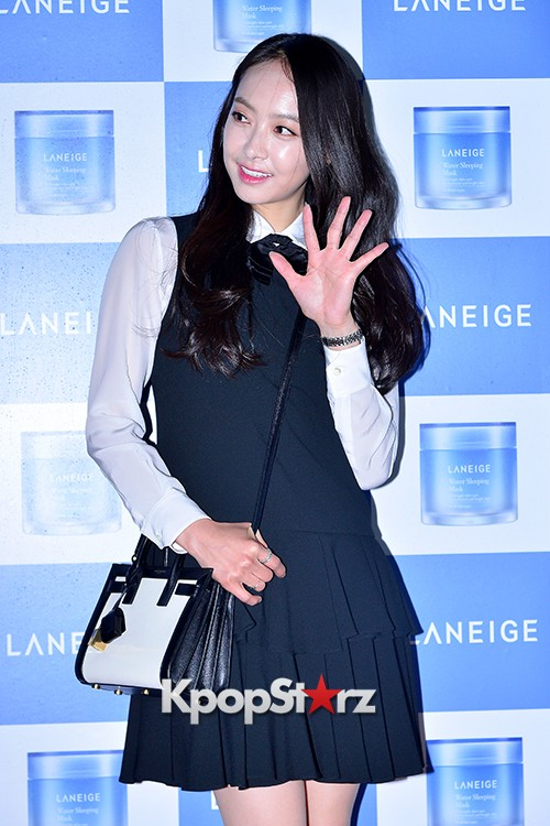 Victoria at Laneige Sleepless Night Party key=>18 count23