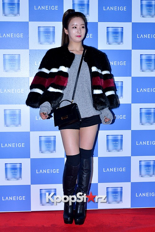 A Pink's Yoon Bomi at Laneige Sleepless Night Party key=>3 count17