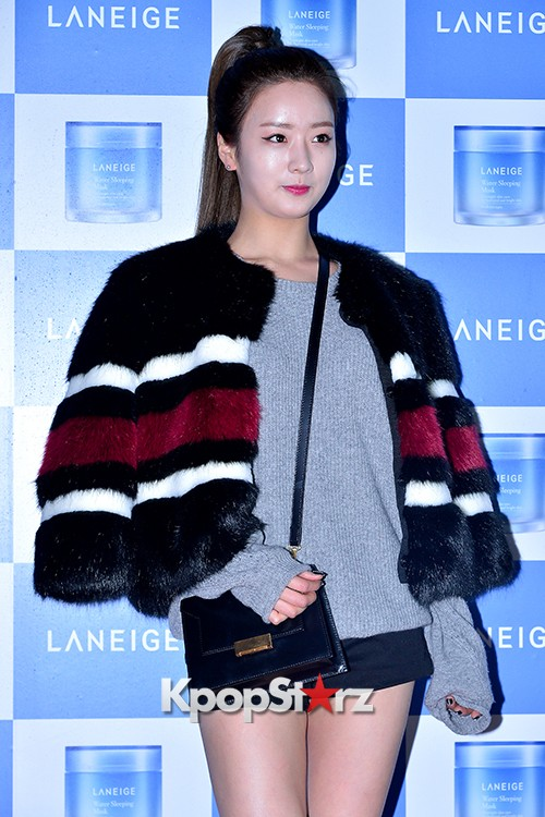 A Pink's Yoon Bomi at Laneige Sleepless Night Party key=>5 count17