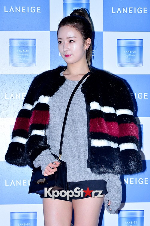 A Pink's Yoon Bomi at Laneige Sleepless Night Party key=>7 count17