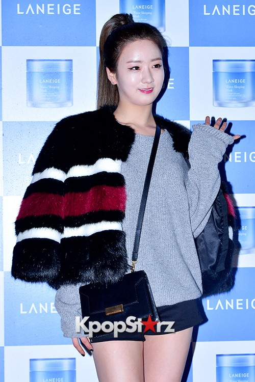 A Pink's Yoon Bomi at Laneige Sleepless Night Party key=>8 count17