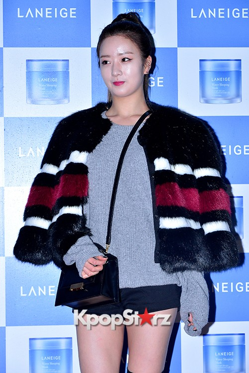 A Pink's Yoon Bomi at Laneige Sleepless Night Party key=>9 count17