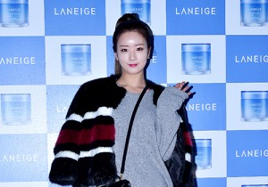 A Pink's Yoon Bomi at Laneige Sleepless Night Party