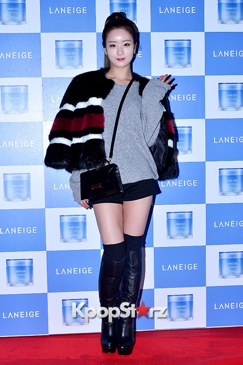 A Pink's Yoon Bomi at Laneige Sleepless Night Party key=>0 count17