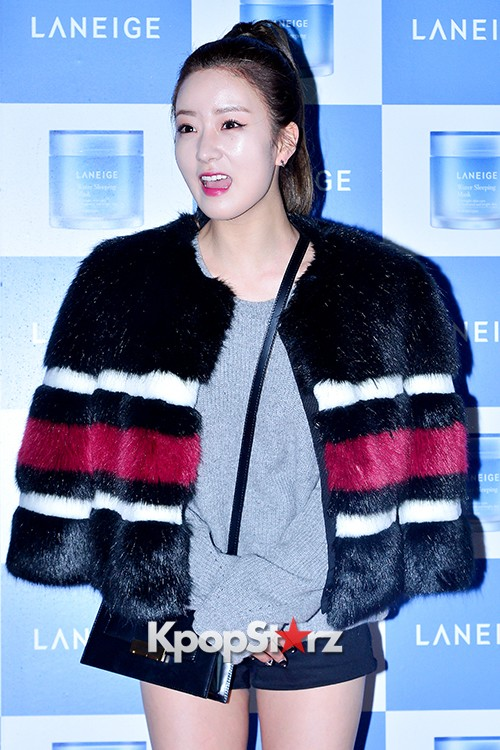 A Pink's Yoon Bomi at Laneige Sleepless Night Party key=>12 count17
