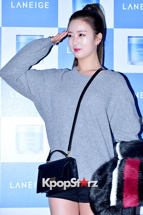 A Pink's Yoon Bomi at Laneige Sleepless Night Party key=>16 count17