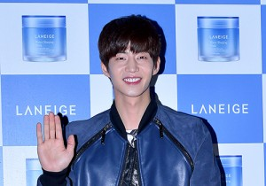 Song Jae Rim at Laneige Sleepless Night Party
