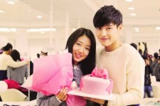 Park Shin Hye and Kang Ha Neul