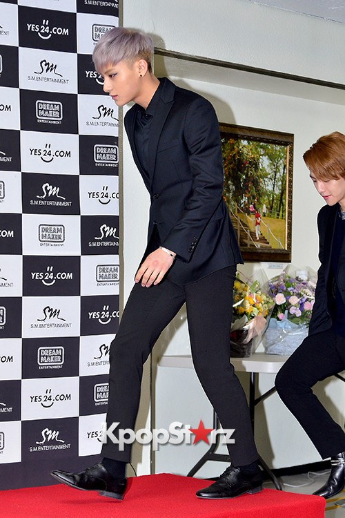 EXO at EXO PLANET #2 - The EXO'luXion Press Conference key=>1 count40