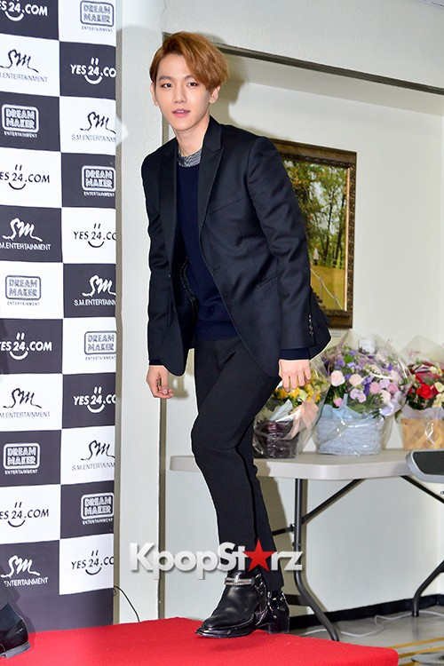 EXO at EXO PLANET #2 - The EXO'luXion Press Conference key=>2 count40