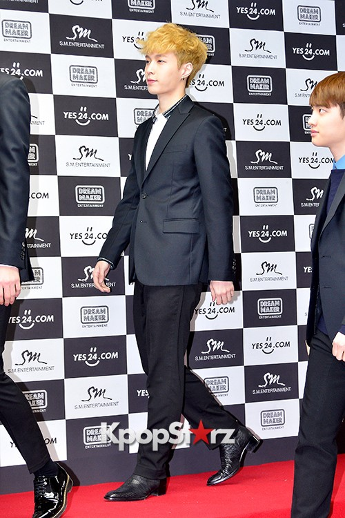 EXO at EXO PLANET #2 - The EXO'luXion Press Conference key=>11 count40