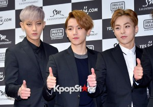 EXO at EXO PLANET #2 - The EXO'luXion Press Conference