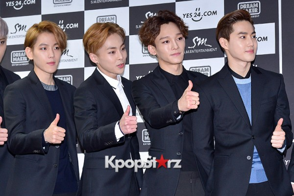 EXO at EXO PLANET #2 - The EXO'luXion Press Conference key=>15 count40